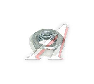 Гайка М10х1.0х6 ГАЗ-2410 под ключ 17мм педали сцепления, глушителя ЭТНА 250613-П29, 250613-0-29