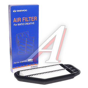 Фильтр воздушный CHEVROLET Spark (10-) DAEWOO 96827723, LX3152