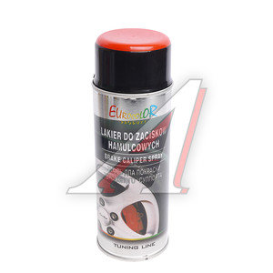 Краска для суппортов красная аэрозоль 400мл EVRO COLOR EVRO COLOR