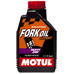 Масло для амортизаторов и мотовилок FORK OIL EXPERT HEAVY п/синт.1л MOTUL MOTUL SAE20W, 105928