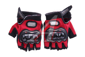 Перчатки мото MCS-04 красные XXL MCS-04 XXL