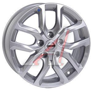 Диск колесный литой NISSAN Qashqai,Juke R16 NS121 S REPLICA 5х114,3 ЕТ40 D-66,1