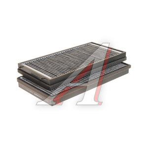 Фильтр воздушный салона BMW 7 (E65,E66) угольный комплект 2шт. FILTRON K1165A-2X, LAK173/S