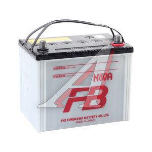 Аккумулятор SUPER NOVA 68А/ч обратная полярность 6СТ68 80D26L