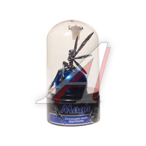 Ароматизатор воздуха на дефлектор (запрещаю тебе грустить) 17г FKVJP MGCV-107