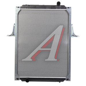 Радиатор МАЗ-5440А9,6312В9,6430А9 алюминиевый, дв.ЯМЗ-651.10 ЕВРО-4 NISSENS 5440В9-1301010, 63788А/5010315737 Nissens,