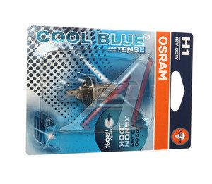 Лампа H1 12V 55W +20% Cool Blue Intense блистер OSRAM 64150CBI-01B, O-64150CBIбл