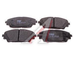 Колодки тормозные MAZDA 3 (13-) передние (4шт.) TRW GDB3592, BHY1-33-28ZA