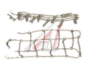 Цепь противоскольжения 28х9-15 (8.15-15) ПОГРУЗЧИК d=6мм усиленная комплект 2шт. ЛиМ ЦП 034