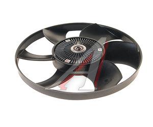 Вентилятор VW Crafter (06-) MERCEDES Sprinter охлаждения в сборе с муфтой BASBUG BSG60505007