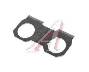Пластина ВАЗ-2101 втулки регулировочного болта клапана АвтоВАЗ 2101-1007078, 21010100707800
