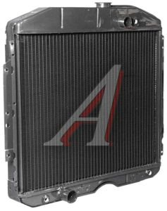 Радиатор ГАЗ-53 медный 3-х рядный ШААЗ 53-1301010, Р53-1301010, 53-1301010-Г