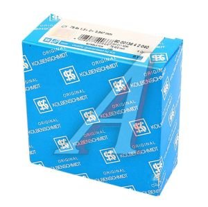 Кольца поршневые ВАЗ-21011 d=79.4 KS 800013642040, 21011-1000100-21
