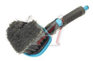 Щетка для мытья автомобиля (под шланг) с клапаном регулировки воды 30см Black&Blue 39789