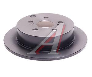 Диск тормозной TOYOTA Celica (99-05),Prius (03-09) задний (1шт.) TRW DF4899, 42431-32111