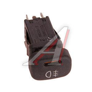 Выключатель кнопка ВАЗ-2114 противотуманных фар задних 93.3710-06.02, 091856