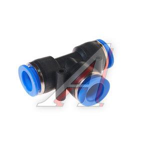 Фитинг для пластиковых трубок Т-образный 12мм ROCK FORCE RF-SPE12