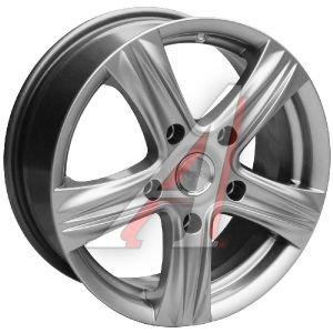 Диск колесный ВАЗ литой R16 ЛЕГИОН БП K&K 5х139,7 ЕТ40 D-98,5