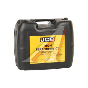 Масло трансмиссионное GEAR OIL HP 90 20л JCB 4000/0305, 4000/0300, 4000/0345