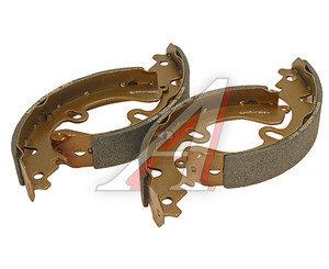 Колодки тормозные TOYOTA Corolla задние барабанные (4шт.) FENOX BP53033, GS8181, 04495-12250