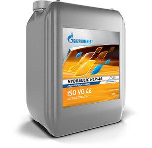 Масло гидравлическое HLP 46 20л (17.62кг) GAZPROMNEFT GAZPROMNEFT HLP 46, 000253420725