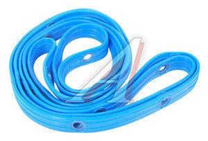 Прокладка КАМАЗ картера масляного синий силикон с металлическими вставками 740.1009040-01, 740.1009040