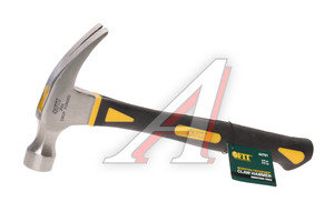 Молоток 0.570кг плотницкий антивибрационная ручка FIT ПРОФИ FIT-44781, 44781