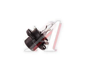 Лампа 12V BAX 1.2W с черным патроном OSRAM 2351MFX6, O-2351MFX6