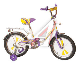 """Велосипед 16"""" 1-ск. FORWARD (4-6лет) RACING Girl"""
