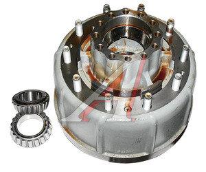 Ступица КАМАЗ задняя с тормозным барабаном сальником TOKEZ под АБС в сборе (ОАО КАМАЗ) 65115-3104007-22