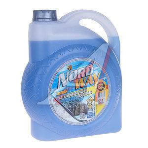 Жидкость омывателя -30С 4.5л NORD WAY ОЖ 30-5 NORD WAY,