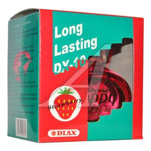 Ароматизатор на дефлектор жидкостный (клубника) 150мл Grace Mate Poppy DIAX GT-73671STR,