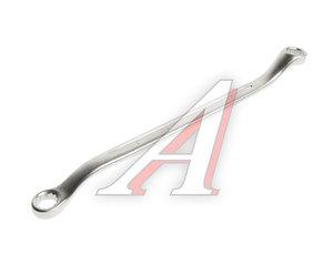 Ключ накидной 8х9 коленчатый 45град. L=175мм JTC JTC-PE0809