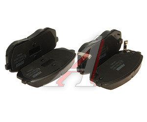 Колодки тормозные KIA Sportage (05-),Carens (06) передние (4шт.) FENOX BP43051, GDB3461, 58101-2SA70