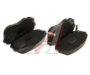 Колодки тормозные KIA Sportage (05-),Carens (06) передние (4шт.) FENOX BP43051, GDB3461,