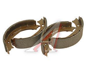 Колодки тормозные MERCEDES стояночного тормоза (4шт.) FENOX BP53036, GS8433, A 002 420 58 20