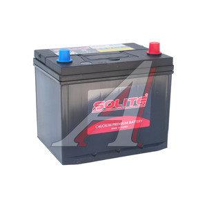 Аккумулятор SOLITE 70А/ч обратная полярность нижнее крепление 6СТ70 85D23L, 85D23L