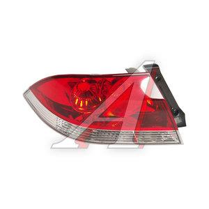 Фонарь задний MITSUBISHI Lancer седан (04-) левый наружный (красный) (уценка) TYC 11-A660-01-2B, 214-1983L-AE, MN161195