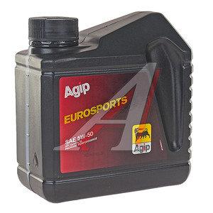 Масло моторное EUROSPORTS SL синт.1л AGIP AGIP SAE5W50