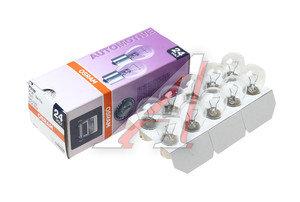 Лампа 24V P21W одноконтактная OSRAM 7511, O-7511