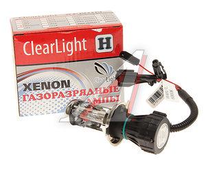 Лампа ксеноновая H4 35W 85V 6000K (по 1шт.) CLEARLIGHT LCL 0H4 B60-0LL