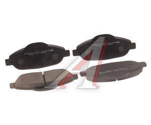 Колодки тормозные PEUGEOT 308 (07-),3008 (09-) передние (4шт.) HSB HP9974, GDB1761, 425393