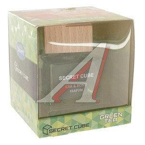 Ароматизатор на панель жидкостной (зеленый чай) 50мл Secret Cube TASOTTI Secret Cube/green tea, TASOTTI