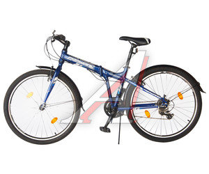 """Велосипед 26"""" 21-ск. складной (AL-рама) FORWARD TRACER 1.0 alu"""
