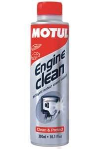 Промывка масляной системы двигателя 15-ти минутная Engine Clean 300мл MOTUL, 104975,