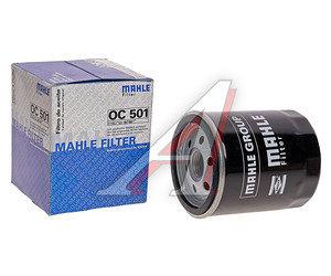 Фильтр масляный FIAT MAHLE OC501, 82342881
