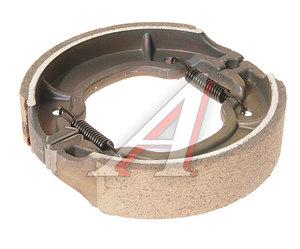 Колодки тормозные мото барабанного тормоза (2шт.) NIRVANA,D12 NIRVANA D12, 4620753537095,
