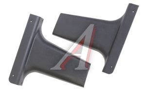 Накладка стойки ВАЗ-2109 средняя нижняя правая/левая комплект 2109-5402124/25, , 2109-5402125