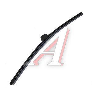Щетка стеклоочистителя 450мм беcкаркасная (крепление крючок) Super Flat Graphit ALCA AL-048, 048000
