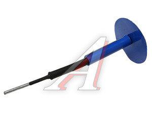 Грибок для ремонта шин а/м 25мм стержень d=3мм с адезивом, проволочная ножка 13-670